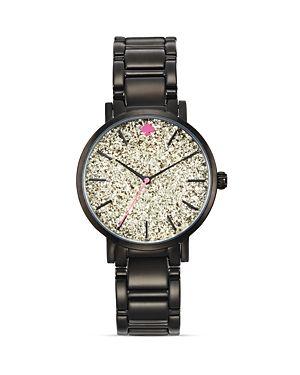 Kate Spade glitter watch