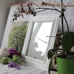 Мастер-класс по декорированию: Интерьерная рамка с широким багетом