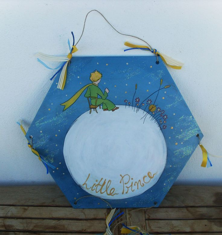 Little Prince Wooden kite...
