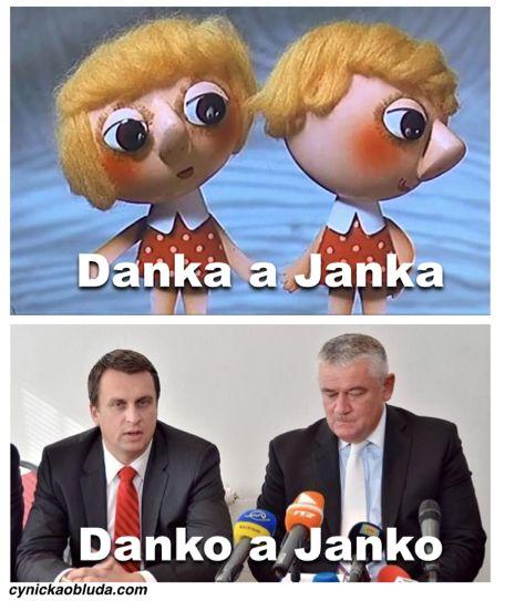 Rozkošné dvojičky sa rozhodli pre zmenu pohlavia a neuveríte, čo sa s nimi stalo!       Aby sa Andrej nedurdil, ďalšie jeho nové vtipy, ...