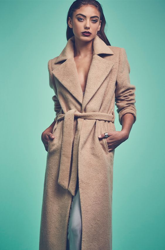 Perfect camel coat. OUT IS IN #MISSGUIDED #OUTERWEAR