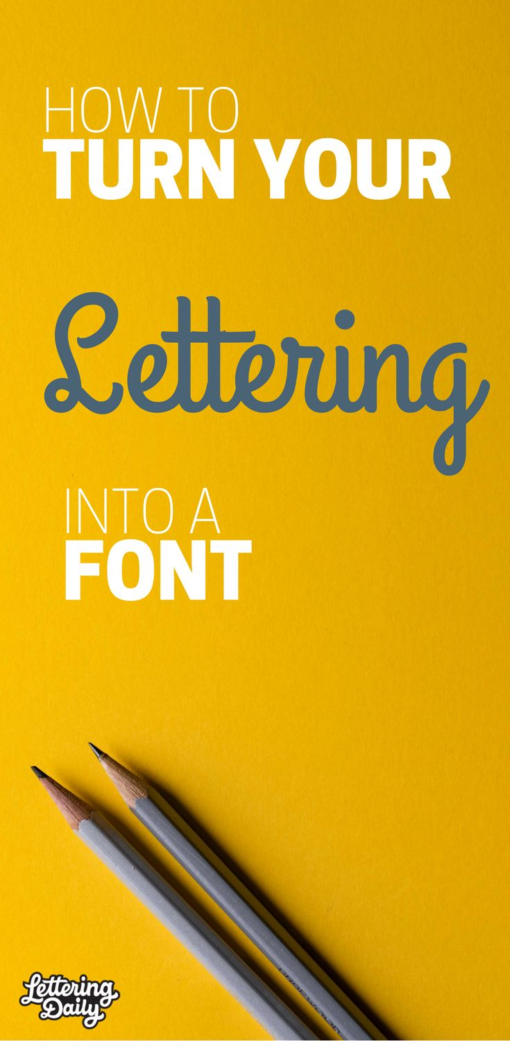 This tutorial will teach you how to create handwritten fonts step-by-step! This guide is suitable for calligraphy and hand lettering beginners, and with just a bit of hand lettering practice you can start monetizing your artwork!