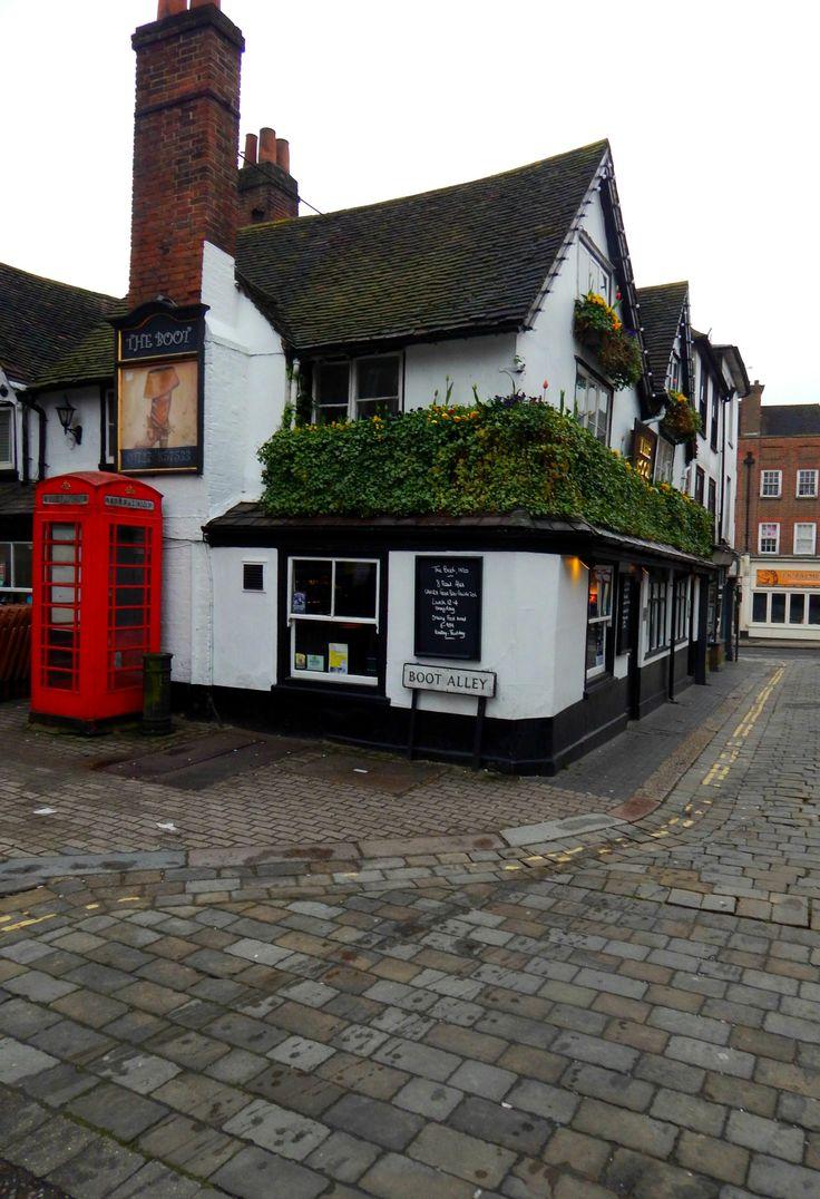 St Albans, Hertfordshire