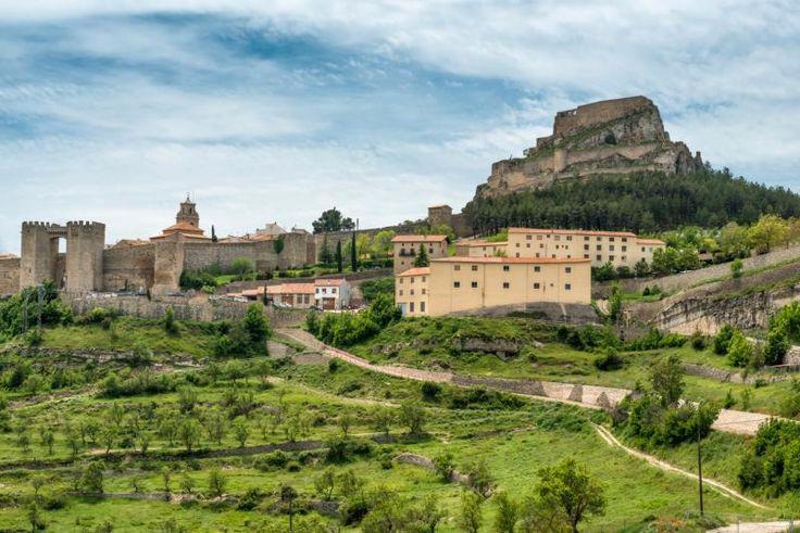 pueblo medieval de morella