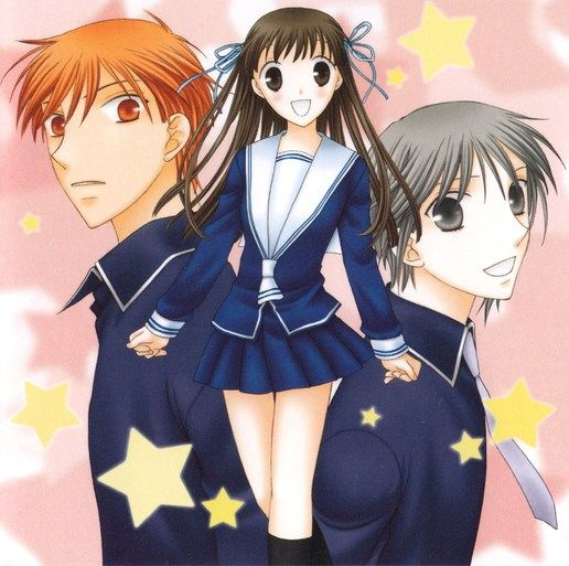 117 Best Images About Fruits Basket Anime On Pinterest