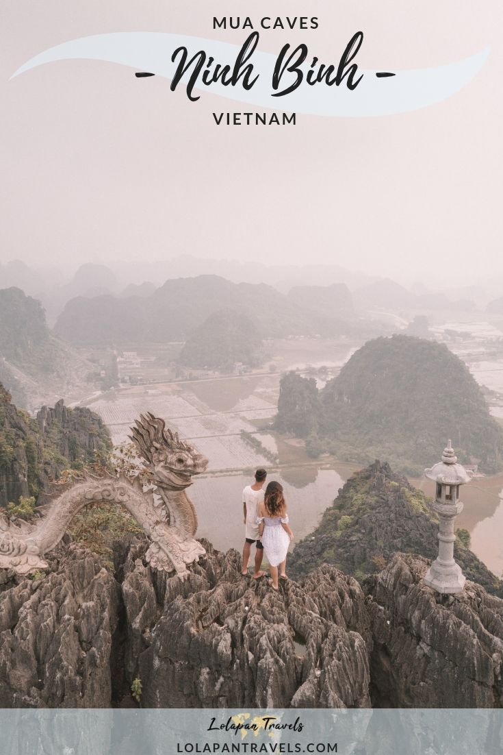 Mua Caves Ninh Binh – Unbelievable Views From The Dragon Mountain