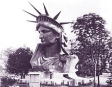 Sejarah mengenai berdirinya patung liberty di amerika