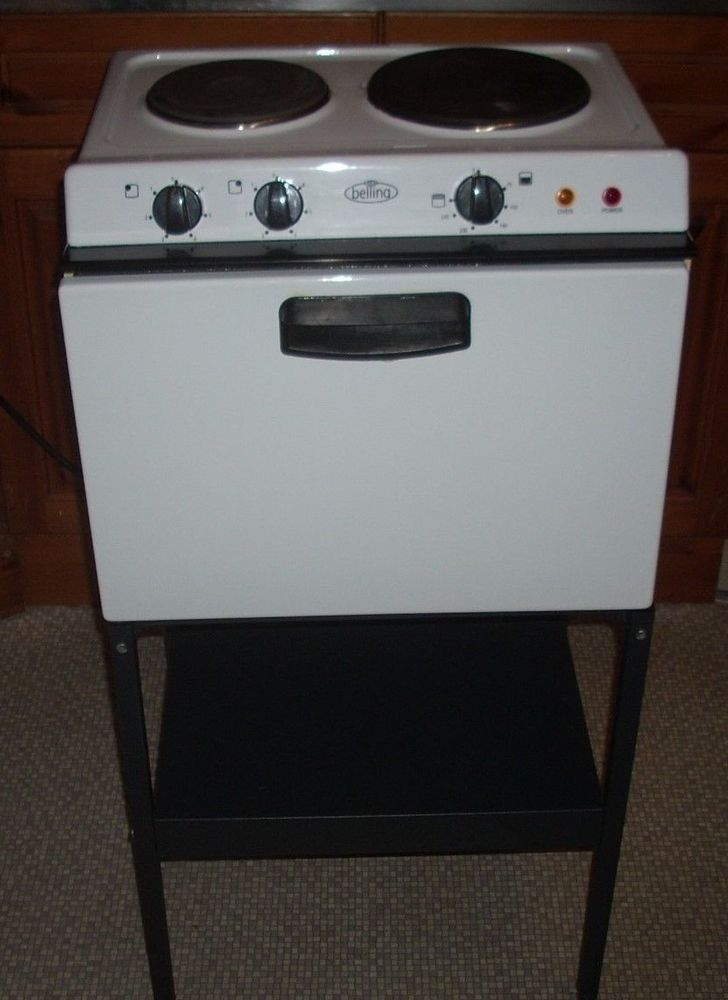 Amazing Baby Belling Mk 2 Electric Cooker With Fitted Stand No Wiring Just Wiring 101 Cranwise Assnl