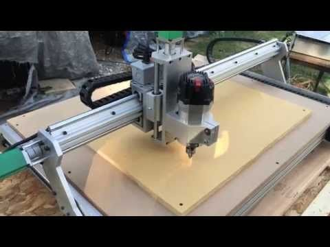 Whiskey Lid CNC Project Using Insert V-Groove and 3D Carving ZrN Coated Amana Tool Router Bits - YouTube