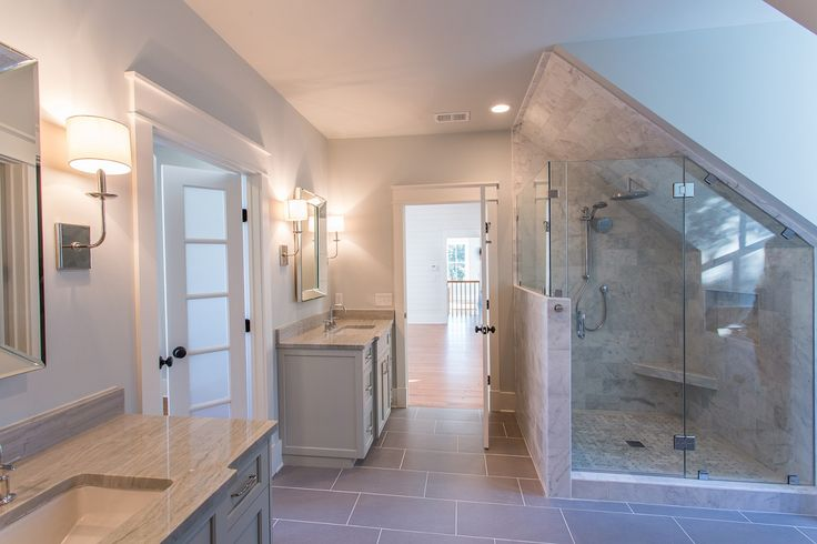 Jacksonbuilt Custom Homes Daniel Island Charleston South Carolina Design Master Bath
