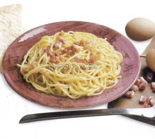 Spagetti carbonara | Receptek | gasztroABC