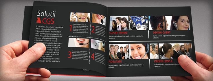 a5 catalogue for a company