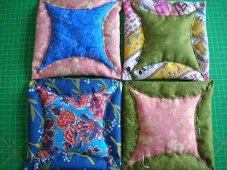 Agofollia...handmade with Love: Tutorial per creare una coperta patchwork da cucire a mano semplice semplice!!!