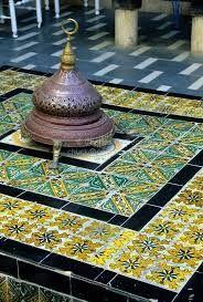 Tunisian Tiles Exteriors Interiors Tile Murals Tiles