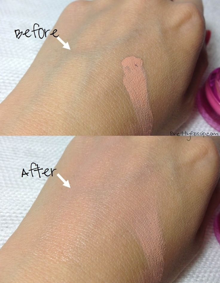 Under eye concealer hides dark circles! Click for full review and more photos.