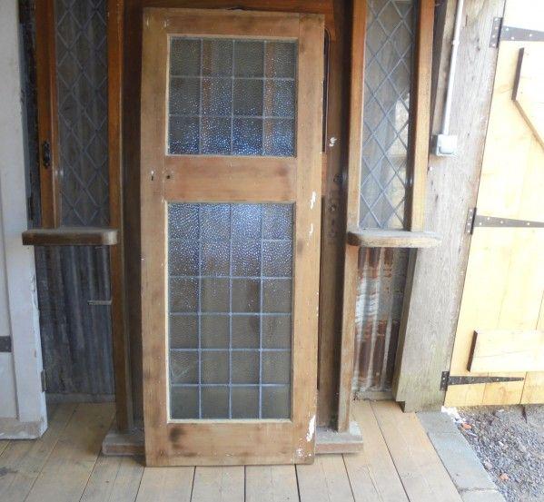 fully GLAZED DOOR - Authentic Reclamation