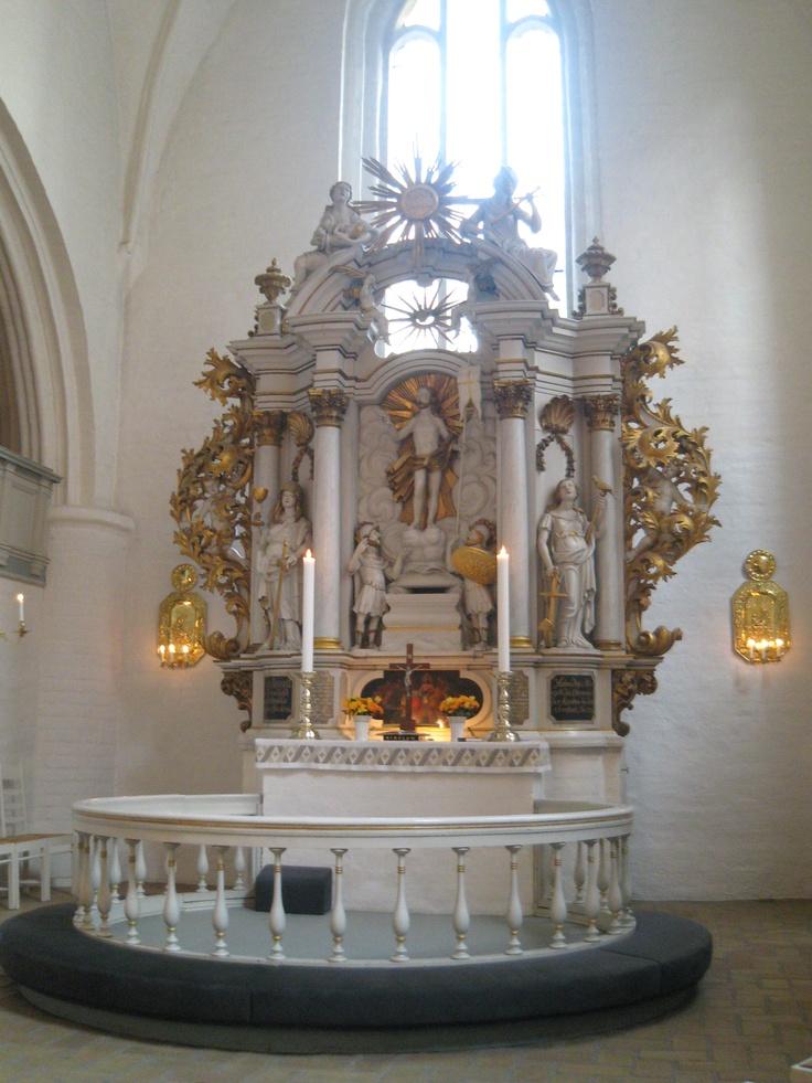 Helligåndskirken, Flensborg: Religion, Travelling, Spirituality, Helligåndskirken