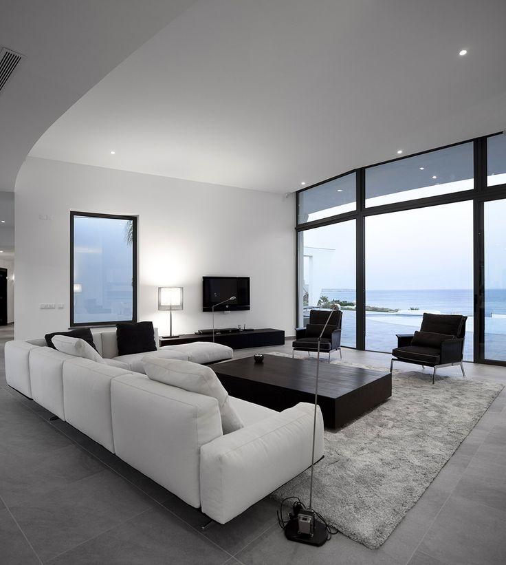Wohnzimmer design modern  Die besten 25+ Contemporary leather sofa Ideen auf Pinterest ...