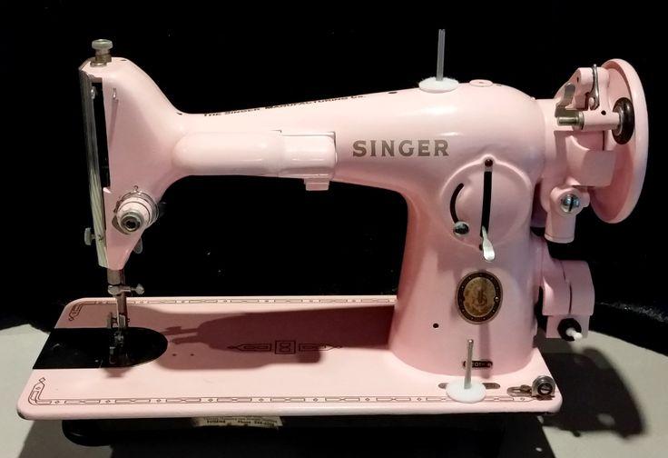 singer pink sewing machine