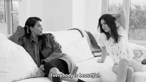 Oh, and have I mentioned that she has a good heart? I don't know this for a fact, but this GIF is enough evidence for me. | For Everyone Who Became Completely Obsessed With Kendall Jenner In 2015