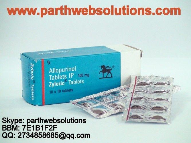 Zyloric (Allopurinol Tablets)