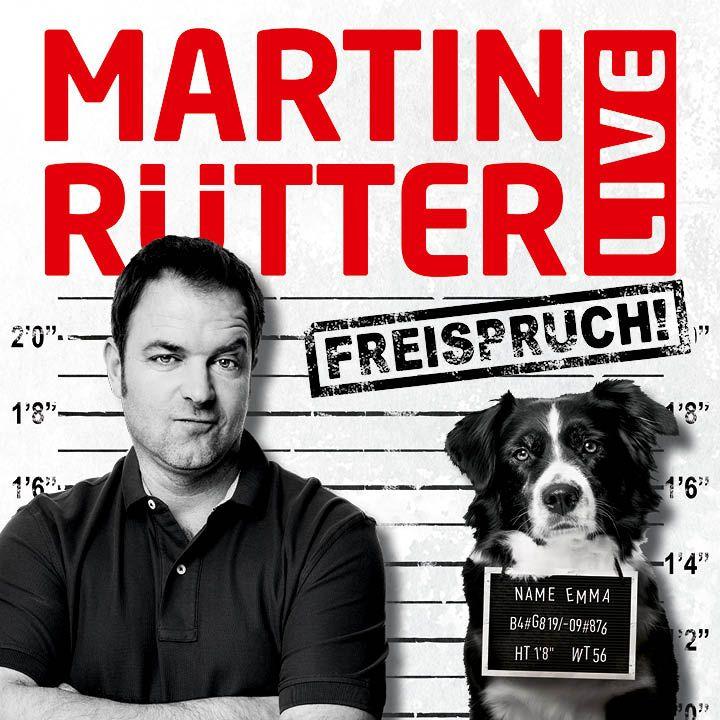 Martin Rütter, der erfolgreichste Deutsche Hundetrainer, gastiert am 15.4.18 im Hallenstadion Zürich. Tickets: http://www.ticketcorner.ch/martin-ruetter