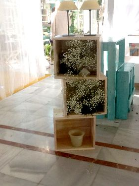 Muebles de palets en sevilla muebles ecologicos de dise o - Muebles tuco en sevilla ...