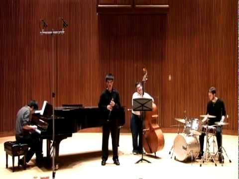 Autumn leaves Jazz Clarinet - YouTube