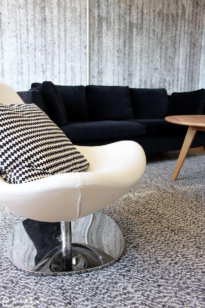 Sisustus - olohuone - Teollinen - Skandinaavinen - Moderni - 53736255498e29c7fed8794d - sisustus.etuovi.com