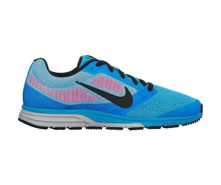 Nike Roshe One (GS), Zapatillas de Running para Niñas, Gris/Rosa/Blanco (Wolf Grey/Hypr Pink-Cl Gry-Wht), 35 1/2 EU