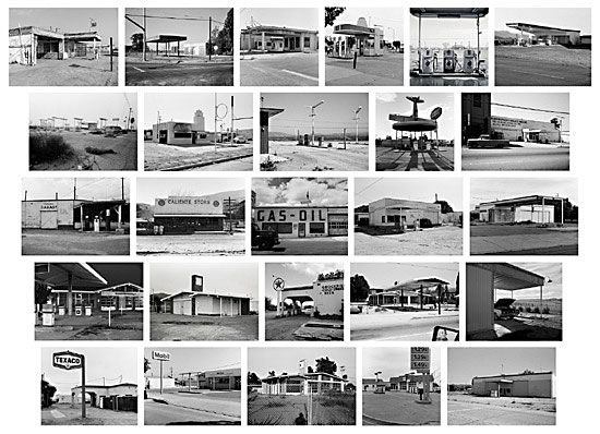 Ed Rusha - Twentysix Gasoline Stations
