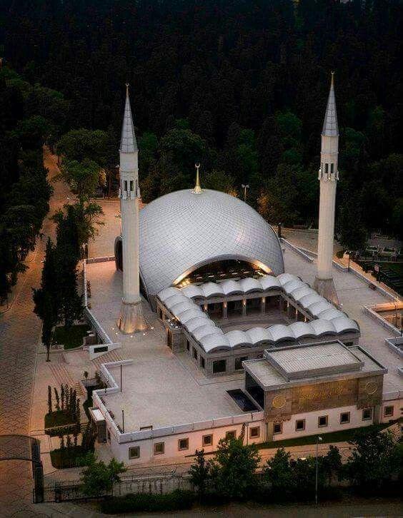 Sakirin Mosque, Istanbul, Turkey.