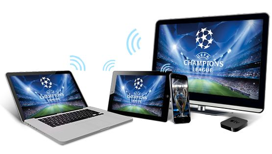 Stream UEFA Champion League 2015/16