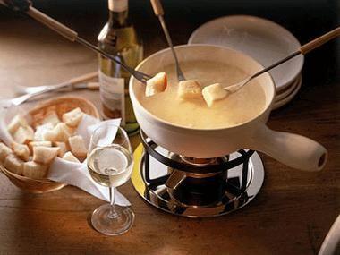 I <3 Cheese Fondue