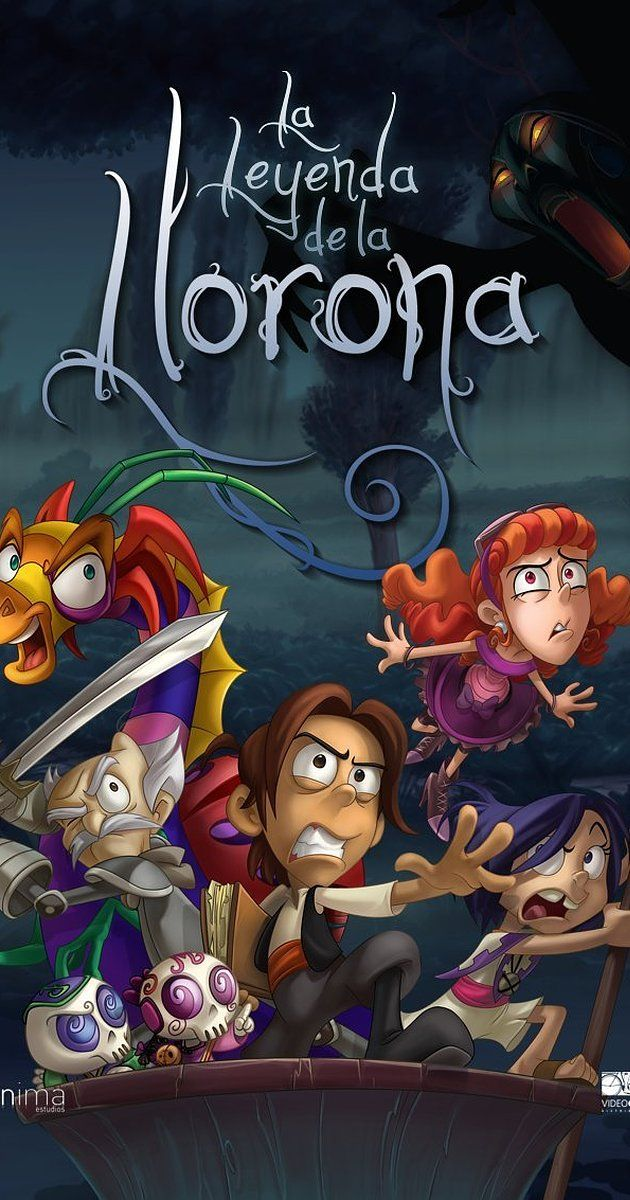 Directed by Alberto Rodriguez.  With Andrés Couturier, Mónica Del Carmen, Rafael Inclán, Rocio Lara. Based on a famous Mexican legend, a group of kids must stop the ghost of a woman whose guilt over the drowning of her own children leads her to abduct youngsters who wander the woods at night in this subtitled, Spanish language animated adventure.