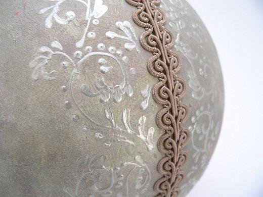 Bile (globuri) decor din material polistiren model 2