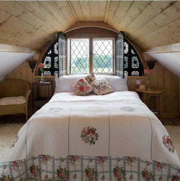 17 migliori idee su design camera da letto stile country - Camera stile romantico ...