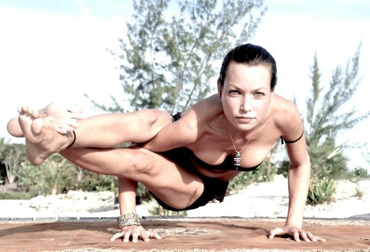 Brittany Trubridge, William's wife and International Yoga Instructor | Writer |  Freediver | Ayurvedic Counselor | Reiki Healer  | Creator of BTru Yoga Caribbean Yoga Retreats & the TruBlue Foundation