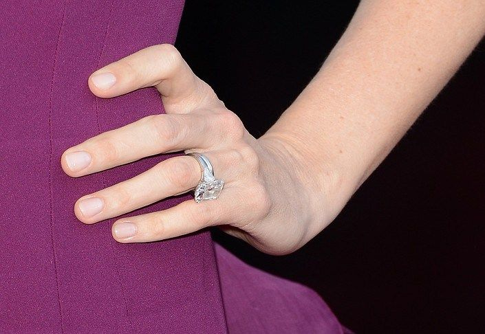 Celebrity Engagement Rings: The Biggest, Brightest, and Blingiest Rocks   StyleCaster