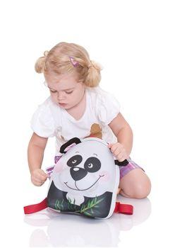 "Wildpack sırt çantası ""Panda"" 59.90 TL"