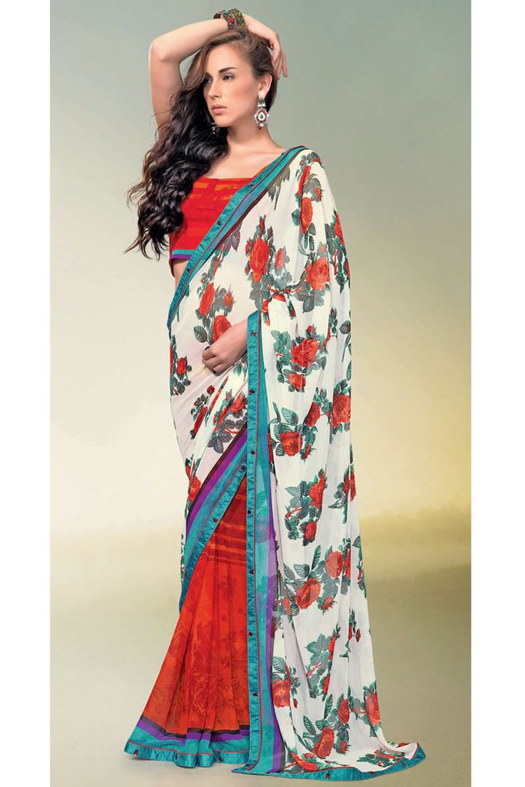 Designer Party Wear Sarees Online.