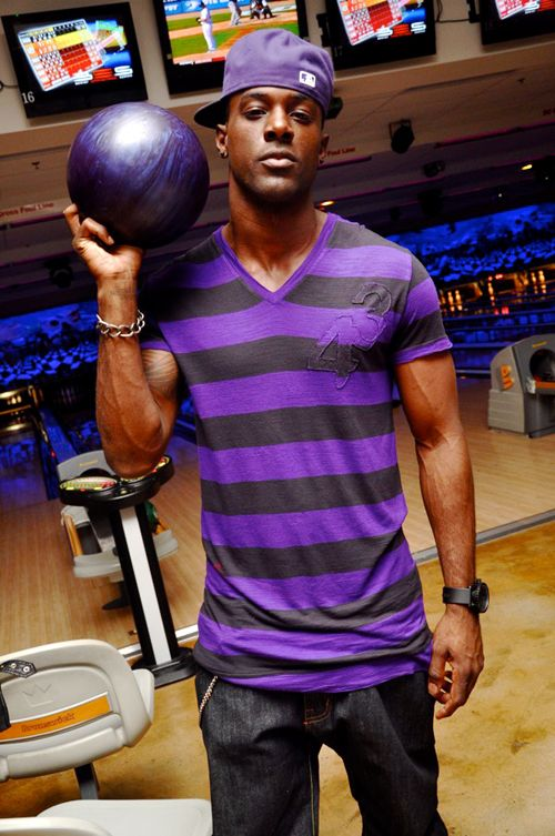 Lance Gross... even just normal.Lance grinds my gears