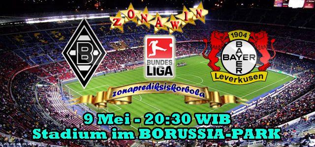 Prediksi M.Gladbach vs Bayer Leverkusen 9 Mei 2015