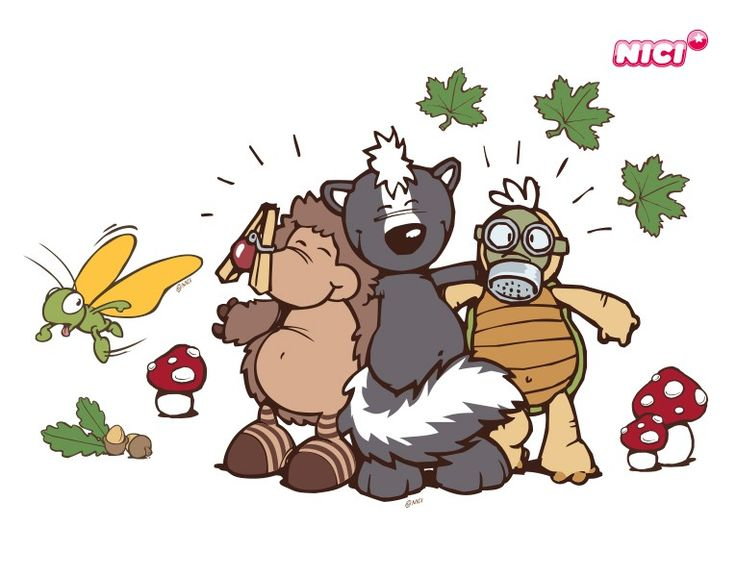 Nici Wandtattoo Wild Friends : Best images about nici on jungles