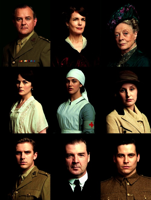 Downton abbey season 4 episode 9 cast
