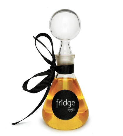 Fridge by Yde.  Perfume made in Poland.