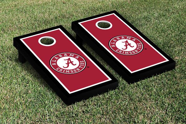 Show your team spirit with these super rad Alabama cornhole boards! $199.99