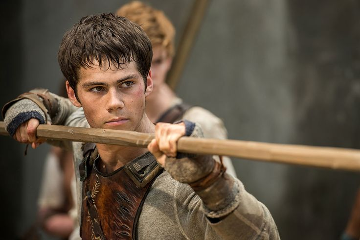 Le Labyrinthe de Wes Ball - The maze Runner - Dylan O'Brien (Thomas)