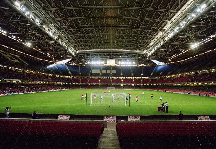 Millennium Stadium — Cardiff, Wales | 21 Soccer Stadiums You Should Watch A Game In Before You Die