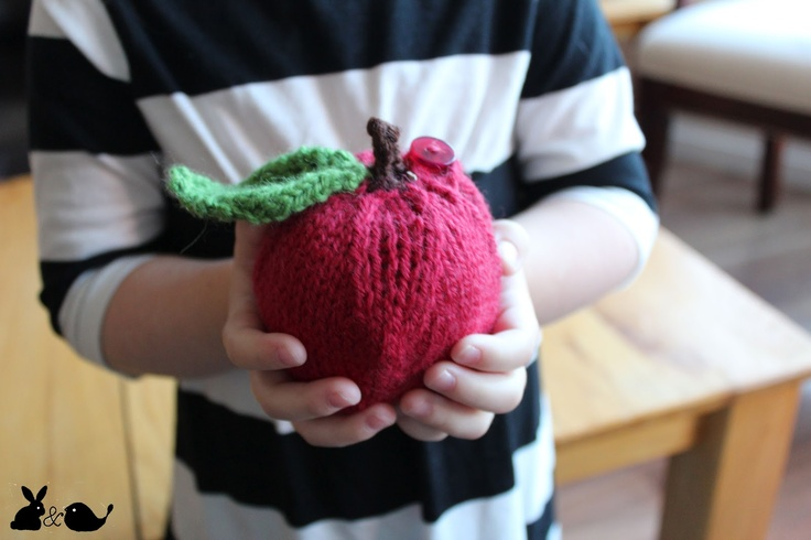 silly apple cozy